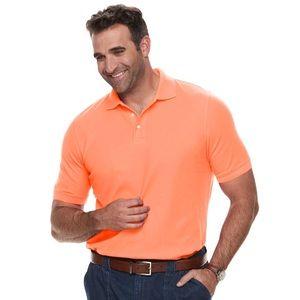 Croft & Barrow Size 3XB Classic Fit Polo Shirt